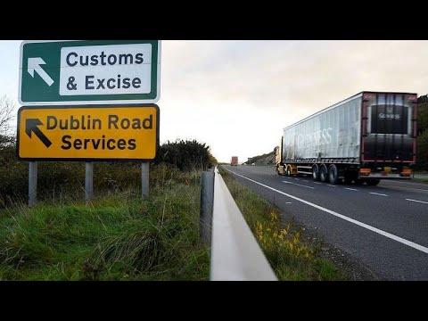 Großbritannien: Zollverzicht - die »harte« Irland-Grenze  ...