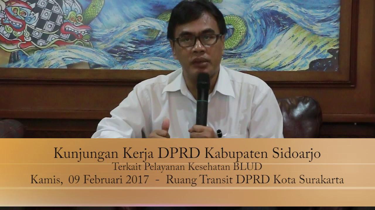 Kamis 09 Februari 2017 Kunker Kab Sidoarjo
