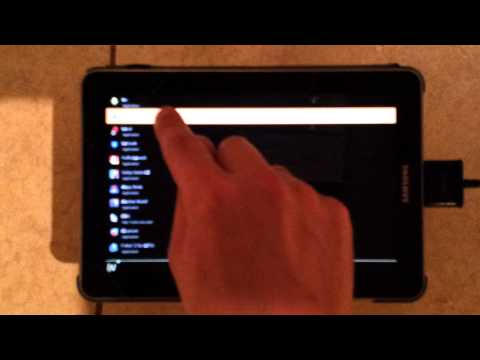 Video of GMD GestureControl Lite ★ root