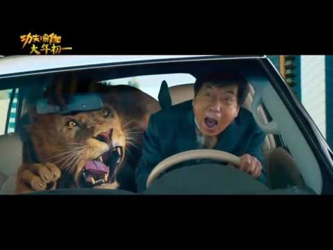 "KungFu Yoga Movie Exclusive ""Dubai Luxury Cars Racing & Chasing"" Clip - Stanley Tong 