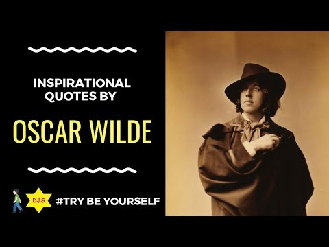 Thank you quotes - Inspirational Quotes By Oscar Wilde