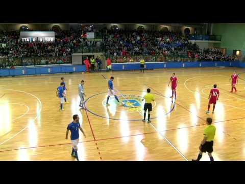 Италија - Србија 3:0 (Арзињано)