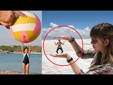 5 trucchi usati dai fotografi per fregarti!