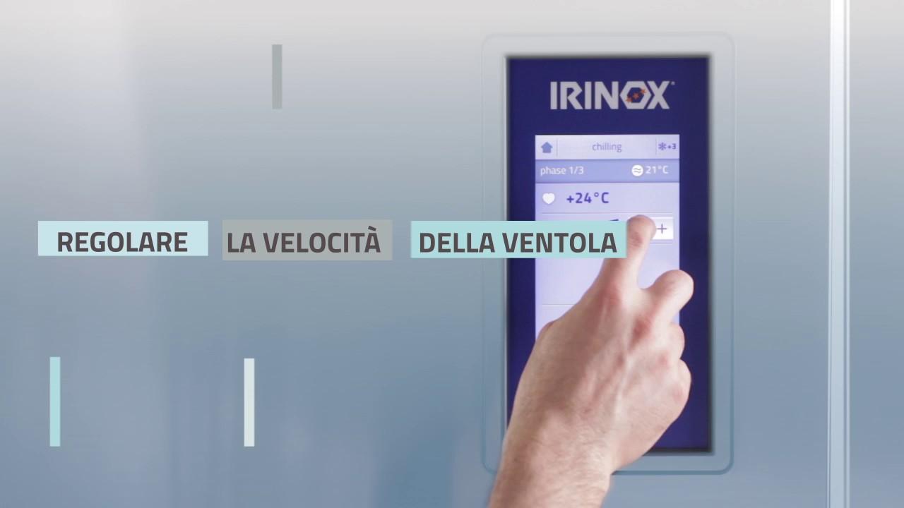 Irinox Multifresh MYA Tutorial - 01 Avvio del ciclo automatico