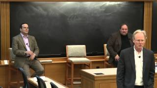 William Fisher, Copyright Spring 2013: Special Event 3, Extralegal Norms