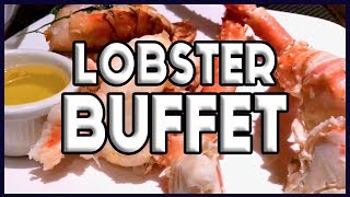 Video All You Can Eat Lobster Bally's Las Vegas Buffet FULL TOUR MP3, 3GP, MP4, WEBM, AVI, FLV Juni 2019