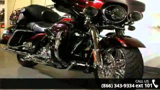 7. 2013 Harley-Davidson FLHTCUSE8 - CVO Ultra Classic Electr...
