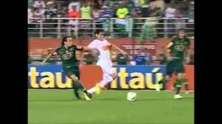 O melhor do futebol em: http://realcaqui.com/Jogo 25/08/12 válido pela última rodada do Primeiro Turno do Brasileirão.Imagens: Sportv