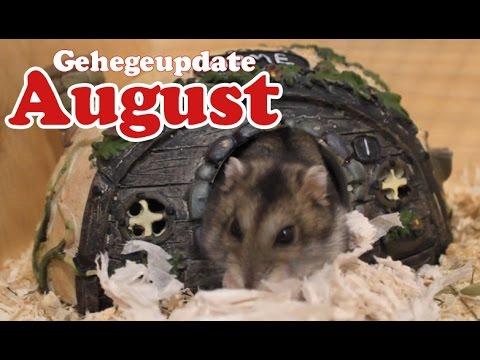 Gehegeupdate August 2015