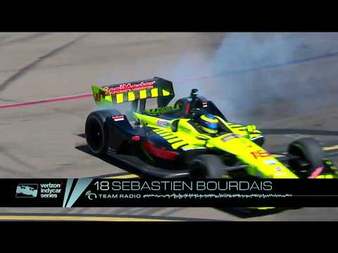 Indycar- Resumen carrera St. Petersburg