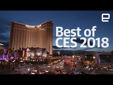 Best of CES 2018 (видео)