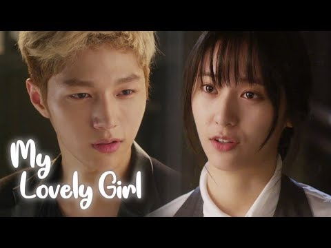 Romance between a Top Idol and a Trainee? Krystal & infinite 'L'(Kim Myung Soo) [My Lovely Girl]