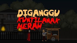 Video Diganggu Kuntilanak Merah | Animasi Horor Kartun Lucu | Warganet Life MP3, 3GP, MP4, WEBM, AVI, FLV Januari 2019