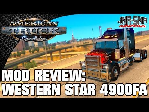 Western Star 4900FA for 1.25