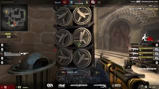 CSL | New4 Vs VICI | de_mirage | By @Toll