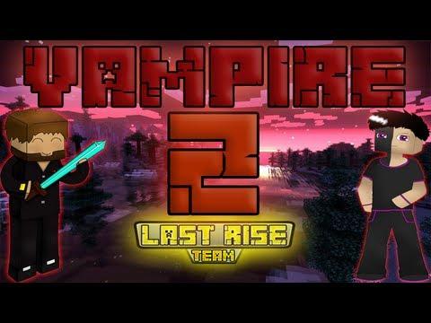 Minecraft Vampire Z - Вампиры в Майнкрафте? [LastRise]