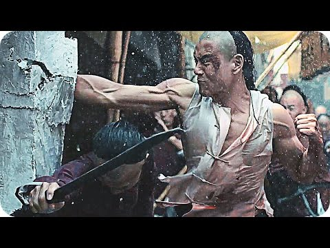 RISE OF THE LEGEND Trailer (2016) Eddie Peng Martial Arts Action