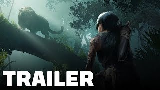 Shadow of the Tomb Raider Nvidia Trailer - Gamescom 2018 by IGN