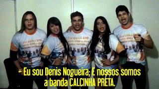Banda Calcinha Preta veste a Camisa da AMO