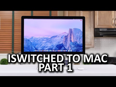 Imac - What... an iMac... on Linus Tech Tips?... Yes, I decided to check out if the grass really is greener on my side of the fence. So come along with me as I expl...