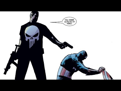 10 Most Powerful Characters Killed By The Punisher