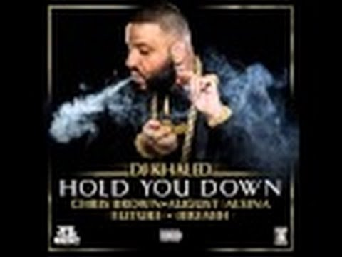 Dj Khaled - Hold You Down [clean]