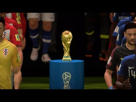 FRANCE VS CROATIA | FINAL FIFA World Cup 2018 Predict | 15/7/2018 - Pirelli7