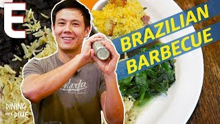 Lucas Peterson's Brazilian Feast at Carioca London — Dining on a Dime by Eater