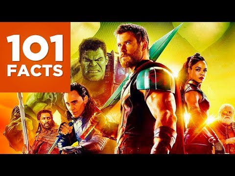 101 Facts About Thor
