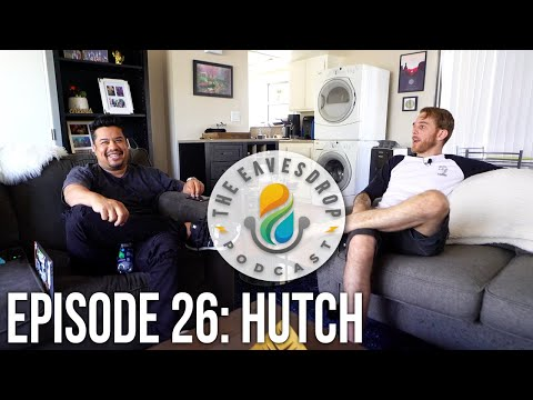 Hutch | THE FIRST YOUTUBE GAMING SUPERSTAR | The Eavesdrop Podcast Ep. 26