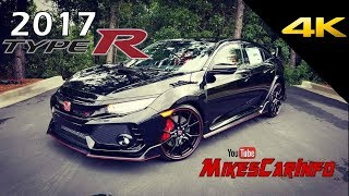 Video 2017 Honda Civic Type R - Ultimate In-Depth Look In 4K MP3, 3GP, MP4, WEBM, AVI, FLV Oktober 2017