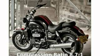 1. Triumph Rocket III Roadster - Specs & Specification