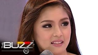 """Video The Buzz Uncut: """"It's easy to forgive but it's hard to forget"""" says Kim Chiu MP3, 3GP, MP4, WEBM, AVI, FLV Desember 2018"""