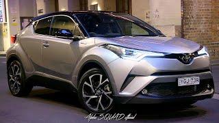 9. Toyota CHR 2019