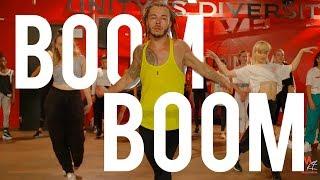Britney Spears - (I Got That) Boom Boom | Hamilton Evans Choreography
