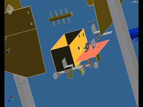 TCC - ETEC Fernando Prestes - Projetos Mecânicos 2011.wmv