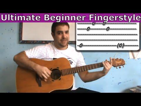 Ultimate Beginner Fingerstyle Lesson (Essentials + Exercises) – Guitar Tutorial
