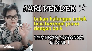 Video JARI PENDEK main PIANO ??!! 😱 -  ini solusinya .. part.1 MP3, 3GP, MP4, WEBM, AVI, FLV Mei 2019