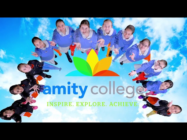 Umbrellas Open Day Amity College