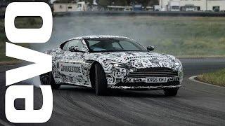 Aston Martin DB11 prototype drive | evo DIARIES by EVO Magazine