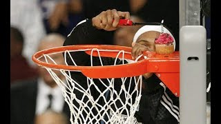 Top 10 Most Creative NBA Dunk Contest Dunks