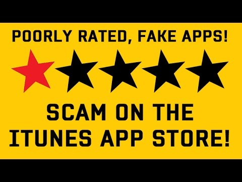 iTunes App Store Paid Apps Bad Reviews & Ratings