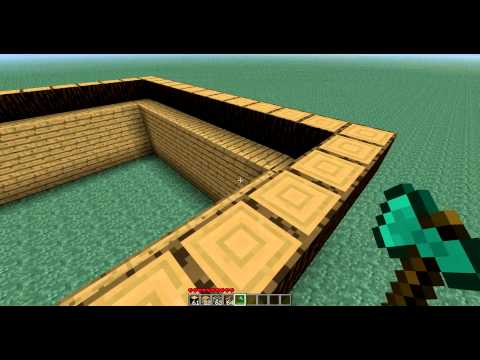 Minecraft - How to build an awesome house