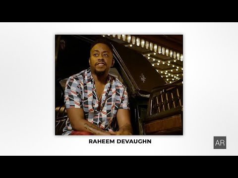 Download Celebrity Myxer: Raheem Devaughn Talks New Album 'Decade Of A Love King' MP3