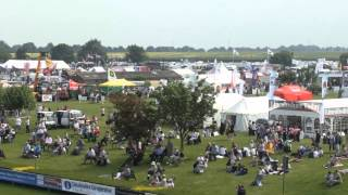 The 129th Lincolnshire Show Timelapse 2013