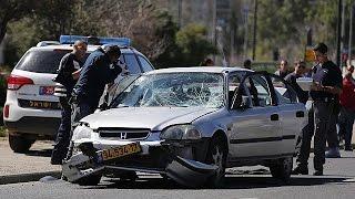 Kudüs'te saldırı: 5 polis yaralı