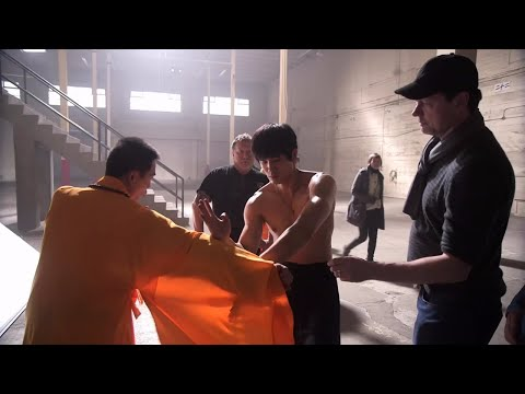 """Philip Ng channels Bruce Lee in WWE Studios' """"Birth of the Dragon"""""""