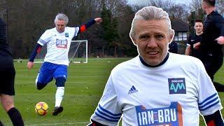 Video JIMMY BULLARD & PAUL MERSON play in a Sunday League match against Football Daily! | Soccer AM v FDFC MP3, 3GP, MP4, WEBM, AVI, FLV Februari 2019
