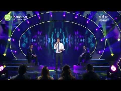 """موال يجمع بين عساف وجمال وزياد خوري على مسرح """"Arab Idol"""""""
