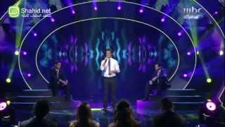 Arab Idol -الأداء - أحمد جمال و محمد عساف وزياد خوري - مواويل